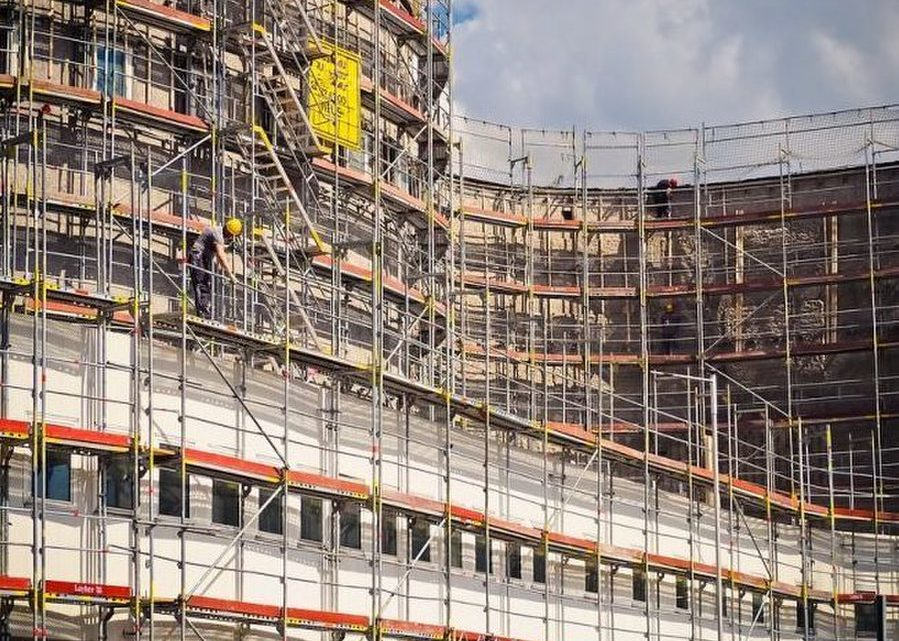 What can you get out of scaffolding services?