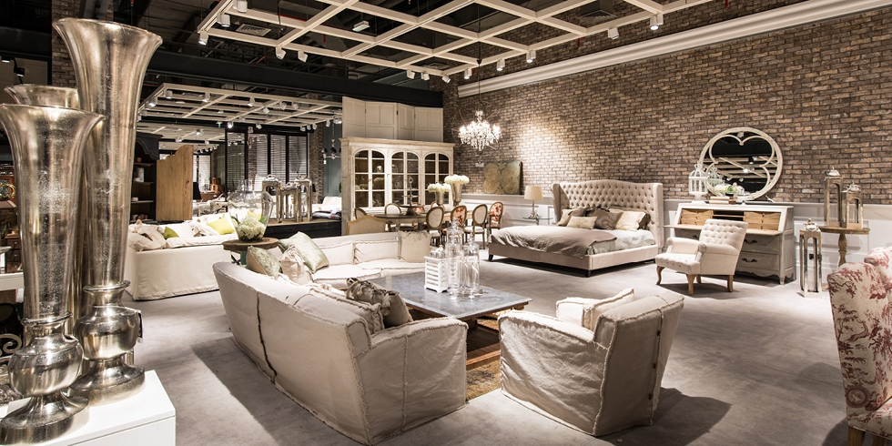 Premium furniture stores in Dubai