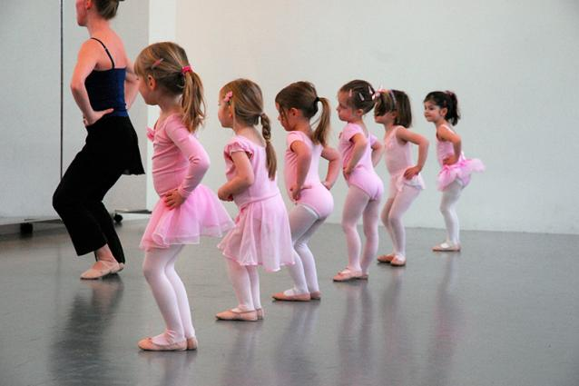 Why is it important to enroll children in dance class?