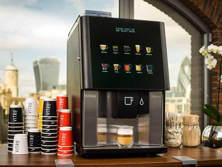 Reasons to invest in a coffee vending machine